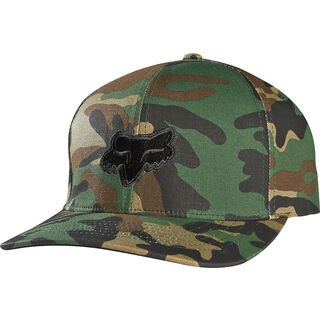 Fox Legacy Flexfit Hat, camo - Cap