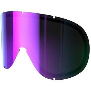 POC Retina Big Spare Lens, grey purple mirror - Wechselscheibe