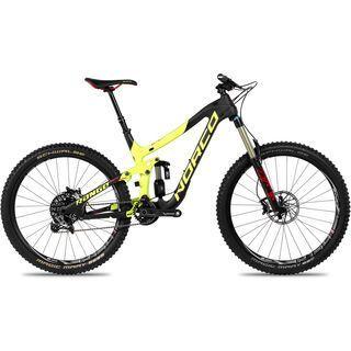 Norco Range C 7.1 2016, black/yellow - Mountainbike