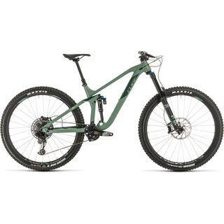 Cube Stereo 170 Race 29 2020, green´n´sharpgreen - Mountainbike
