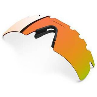 Oakley M Frame Golf Hybrid Vented Lens, Fire Iridium - Wechselscheibe