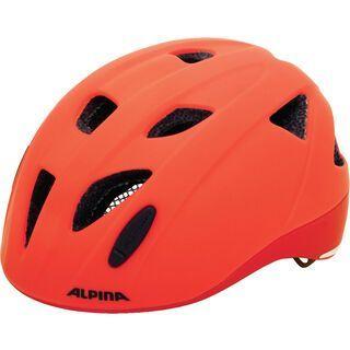 Alpina Ximo L.E., red - Fahrradhelm
