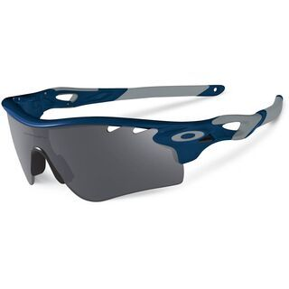 Oakley Radarlock Path Vented, Polished Navy/Black Iridium & VR28 - Sportbrille