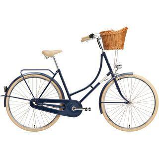 Creme Cycles Holymoly Lady Solo 2015, deep blue - Cityrad