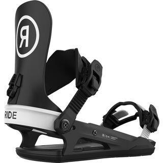 Ride C-4 2021, classic black - Snowboardbindung
