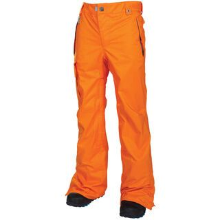 686 Mannual Data Pant, Orange - Snowboardhose