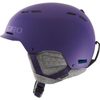 Giro Discord, matte purple - Skihelm