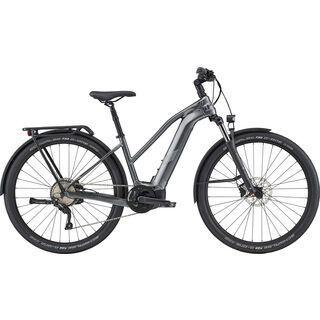 Cannondale Tesoro Neo X 2 Remixte 2020, charcoal gray - E-Bike