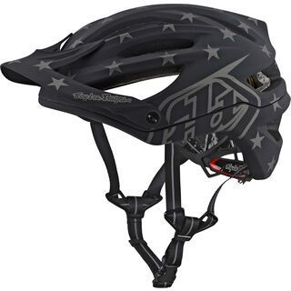 TroyLee Designs A2 Superstar Helmet MIPS, black - Fahrradhelm