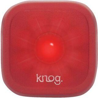 Knog Blinder 1 Standard, rot - Beleuchtung