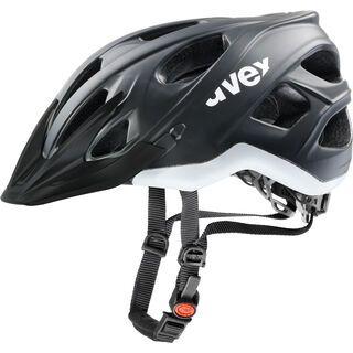 uvex Stivo CC, black-white mat - Fahrradhelm