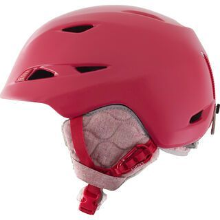Giro Lure, bright coral - Skihelm