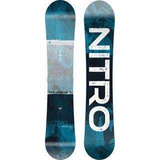 Nitro Prime Overlay Wide 2021 - Snowboard