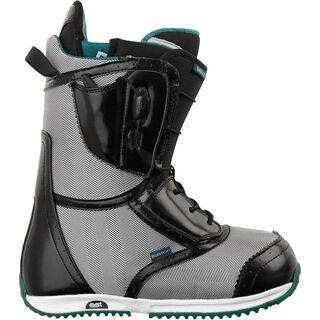 Burton Emerald - Restricted, Black/White - Snowboardschuhe