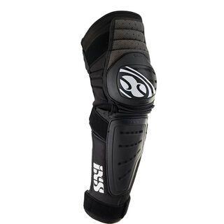 IXS Cleaver Knee Guard, black - Knie/Schienbeinschützer