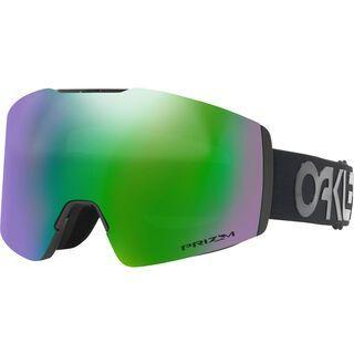 Oakley Fall Line XM Prizm Factory Pilot Blackout, Lens: jade iridium - Skibrille