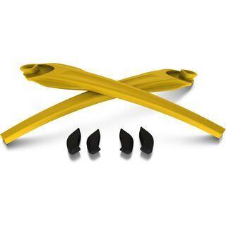 Oakley Flak 2.0 Sock Kit, yellow - Ersatzteil