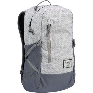 Burton Prospect Pack, grey heather/diamond ripstop - Rucksack