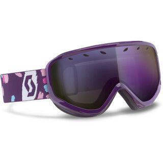 Scott Capri, purple/purple chrom - Skibrille