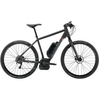 Cannondale Kinneto Headshok 2014, schwarz - E-Bike
