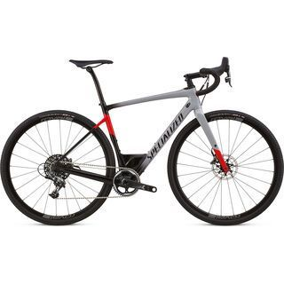 Specialized Diverge Expert 2018, grey/black/red - Gravelbike