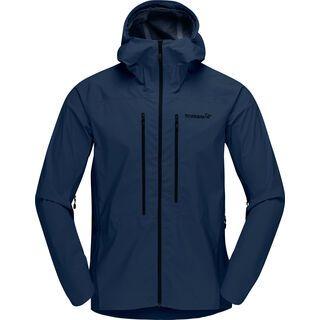 Norrona lyngen Gore-Tex infinium hybrid Jacket M's, indigo night - Skijacke