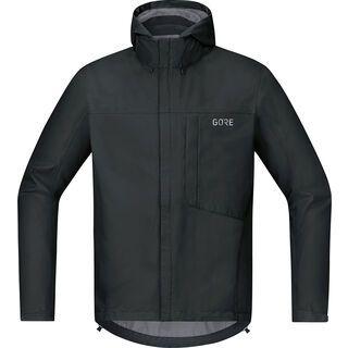 Gore Wear C3 Gore-Tex Paclite Kapuzenjacke, black - Radjacke