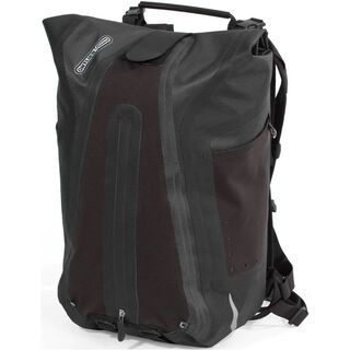 Ortlieb Vario QL2, schwarz - Fahrradtasche