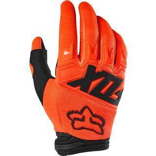 Fox Dirtpaw Race Glove, fluo orange - Fahrradhandschuhe