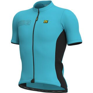 Ale Color Block Jersey, turquoise - Radtrikot
