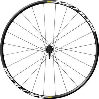 Mavic Aksium Disc, black - Vorderrad