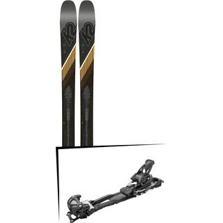 Set: K2 SKI Wayback 96 2019 + Tyrolia Adrenalin 13 AT solid black