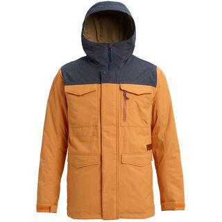 Burton Covert Jacket, gldnok/denim - Snowboardjacke