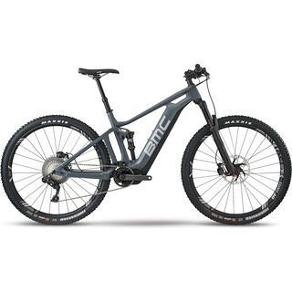 BMC Speedfox AMP One 2018, grey/white - E-Bike
