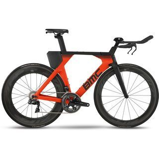BMC Timemachine 01 One 2019, super red - Triathlonrad