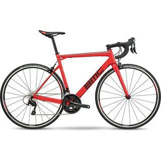BMC Teammachine SLR03 One 2018, super red - Rennrad