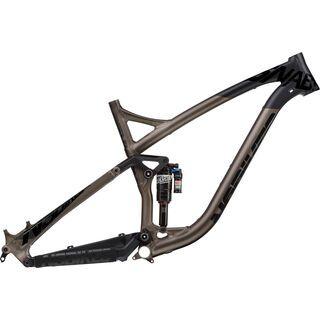 NS Bikes Snabb E Frame 2017, black/raw