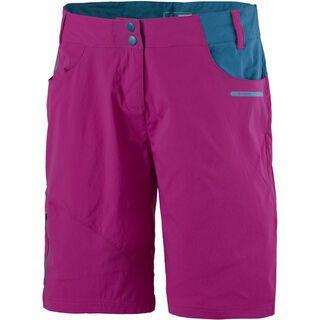 Scott Womens Trail MTN Stretch Shorts, purple/blue - Radhose