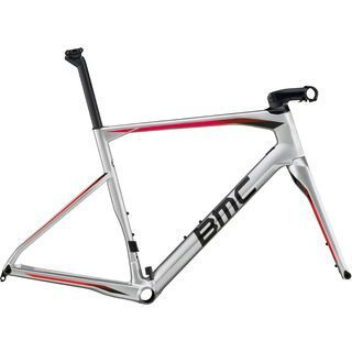 BMC Roadmachine 01 Frameset DTi 2017, silver red