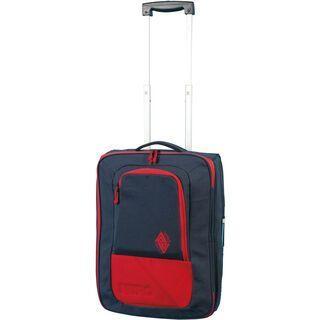 Nitro Team Carry On Bag, midnight - Trolley