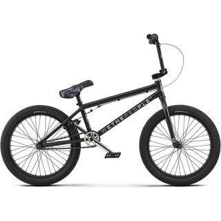WeThePeople Curse 2018, matt black - BMX Rad