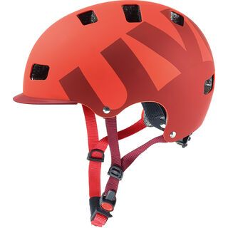 uvex *** 2. Wahl *** Hlmt 5 Bike Pro, Größe 55-58 cm, red mat - Fahrradhelm