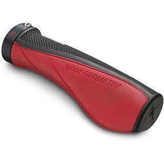 Specialized Contour XC Grips, black/red - Griffe