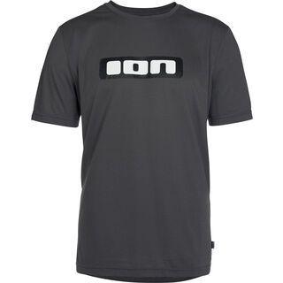 ION Tee SS Logo DR, dark shadow - Radtrikot