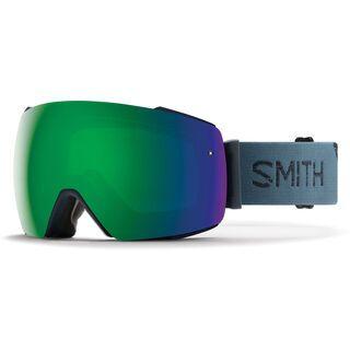 Smith I/O Mag inkl. WS, petrol/Lens: cp sun green mir - Skibrille