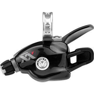 SRAM XX Trigger - Set, 2x10, schwarz - Schalthebel
