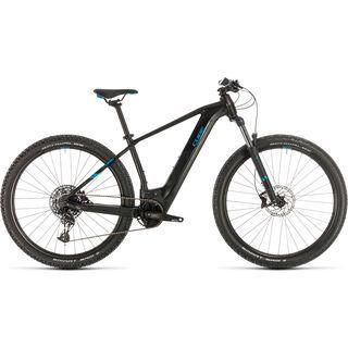 *** 2. Wahl *** Cube Reaction Hybrid EX 625 29 2020, black´n´blue - E-Bike | Größe 15 Zoll