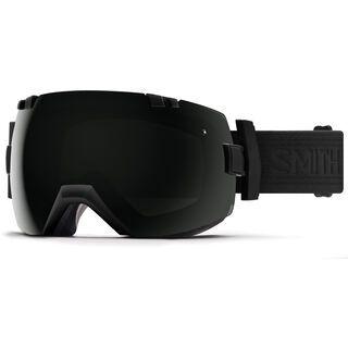 Smith I/OX inkl. WS, blackout/Lens: cp sun black - Skibrille