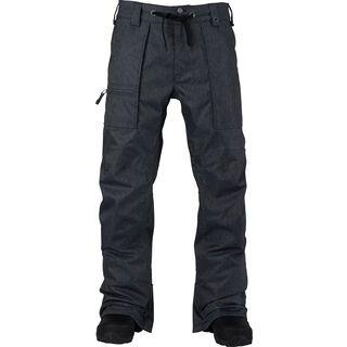 Burton Southside Pant Mid Fit, denim - Snowboardhose