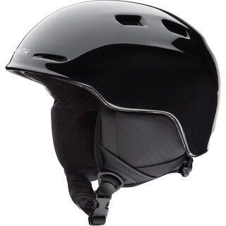 Smith Zoom Junior, black - Snowboardhelm